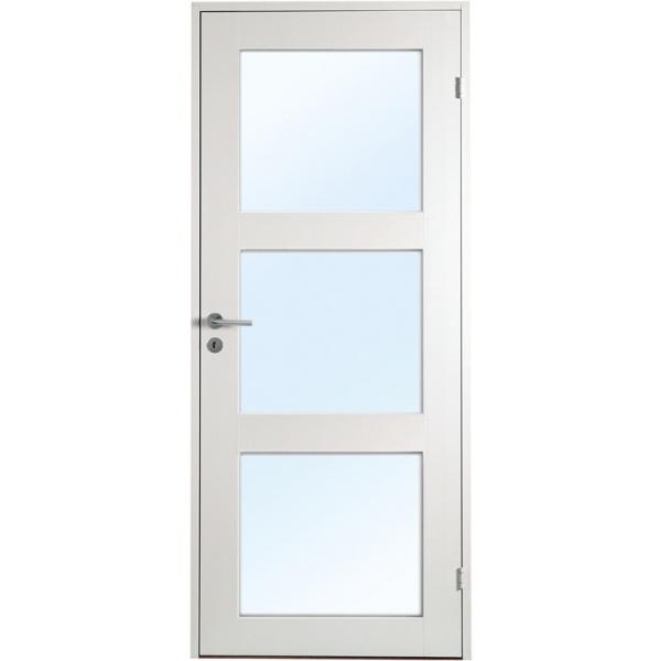 Innerdörr i glas